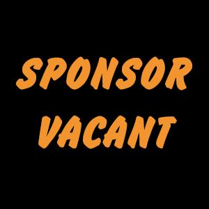 Sponsor vacant